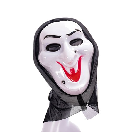 Men Women's Masquerade Party/Halloween Skeleton Ghost Face Cosplay Mask Masquerade Party Trick Grimaces