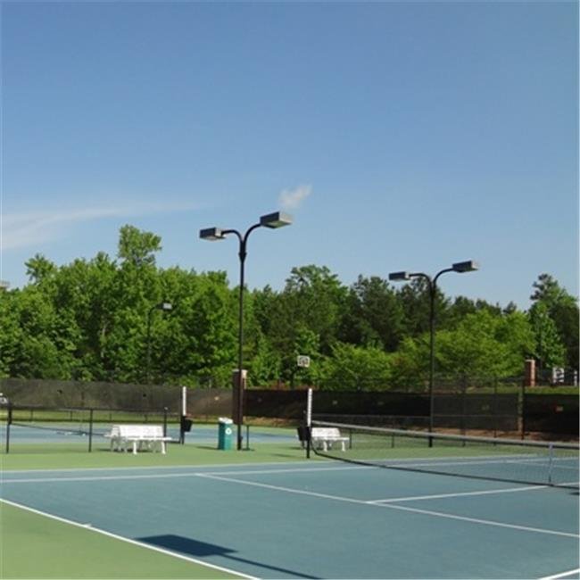 Mighty Products AMN-TM-0610 6 x 10 ft.  Premium Tennis Court Wind Screen & Mesh