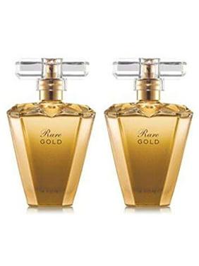 Avon Rare Gold Eau de Parfum Spray 1.7 Fl Oz LOT OF 2
