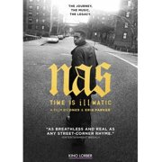 NAS: Time is Illmatic (Music DVD) by Kino International