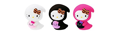 Hello Kitty Sanrio BEAN DOLL: HALLOWEEN set of 3 by