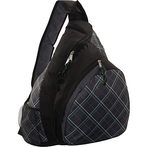 Eastsport Printed Trapezoid Backpack