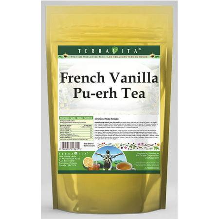 French Vanilla Pu-erh Tea (25 tea bags, ZIN: 531730) ()
