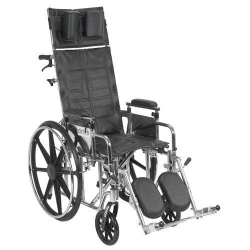 Drive Medical Sentra Reclining Wheelchair