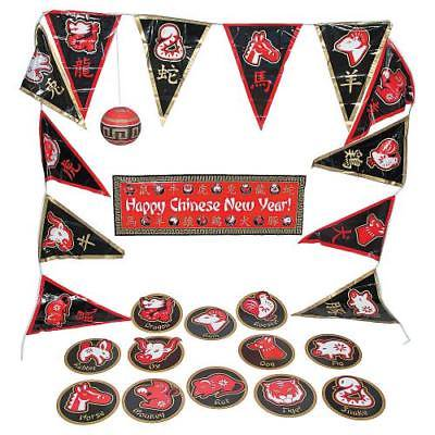 IN-13674267 Chinese New Year Decorating Kit - Decorating For Chinese New Year