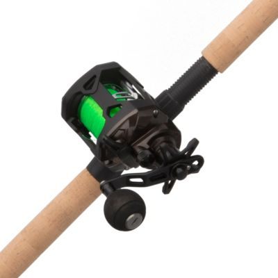 Berkley ECAT Baitcast Reel and Fishing Rod Combo