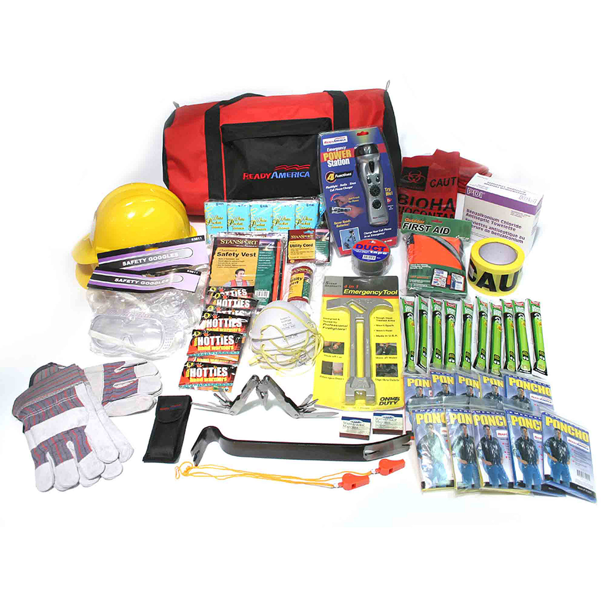 Ready America Site Safety Kit