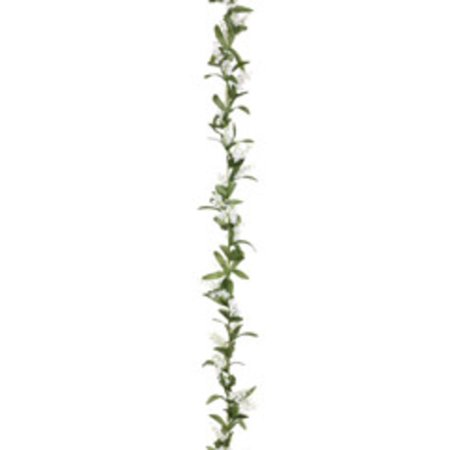 Club pack of 12 artificial white lily of the valley silk flower club pack of 12 artificial white lily of the valley silk flower garlands 6 mightylinksfo