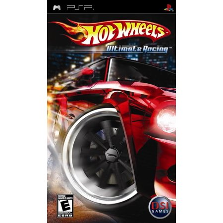(Hot Wheels Ultimate Racing PSP)