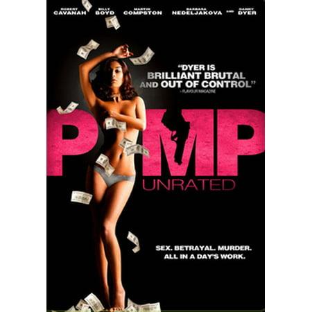 Pimp (DVD) - Pimp Stick