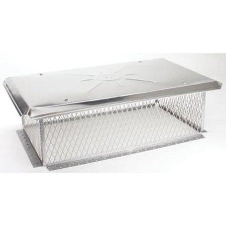 Gelco Multi Flue 5 8 Mesh Cap with 4 Overhang 10 x 31 x 10