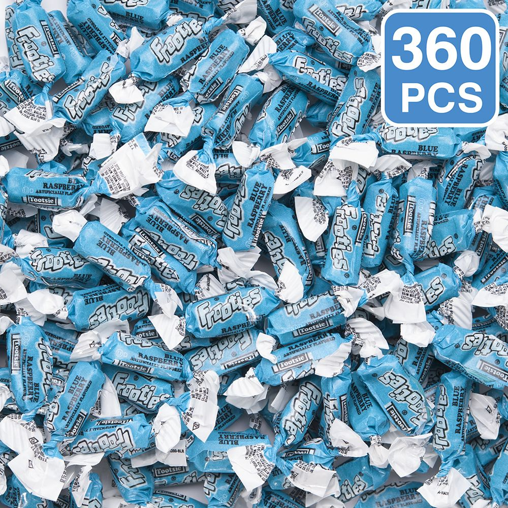 Frooties Blue Raspberry 360 Pieces: 1 Count