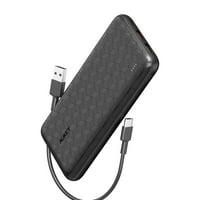 Aukey PB-N93 20000mAh Ultra Slim USB Type-C Portable Power Bank with 3 USB Charging Ports