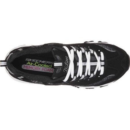 73c2a15efd5d Skechers - Skechers 11931WSL Women s D LITES - FRESH START Walking Shoes -  Walmart.com