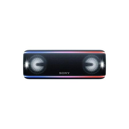 SONY SRS-XB41/B Black Portable Wireless Speaker ()