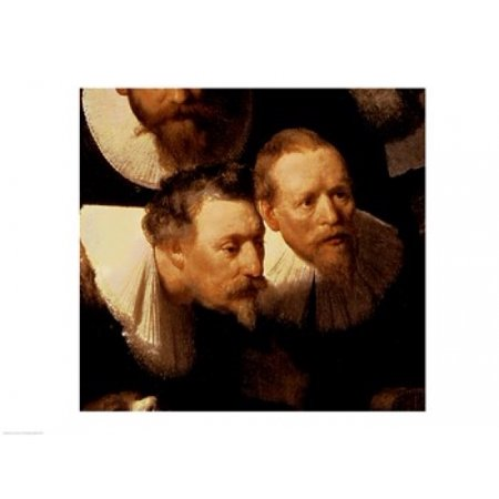 The Anatomy Lesson of Dr Nicolaes Tulp 1632 Canvas Art - Rembrandt ...