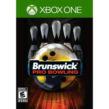 Image of Brunswick Bowling (Xbox One) Alliance Media, 862001000065