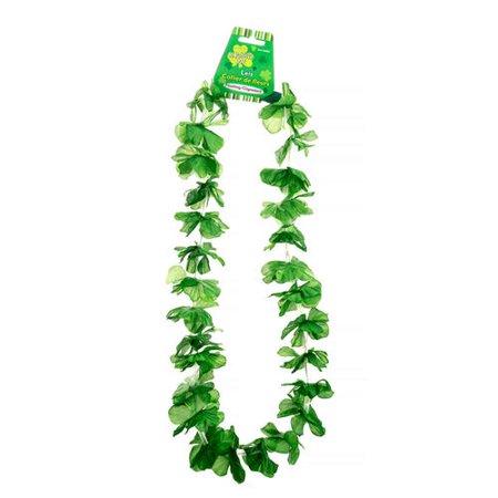 "St.Patrick's 9 LED Flashing Lei Green 18"" Length 1Pc, 1 Randomized Color Per Pack - image 1 de 1"