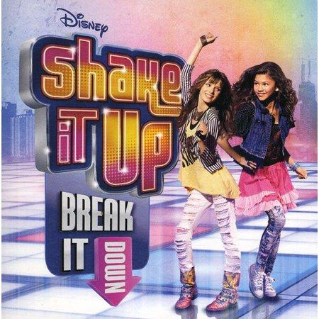 Shake It Up Break It Down (CD) - Shake It Up Halloween Song