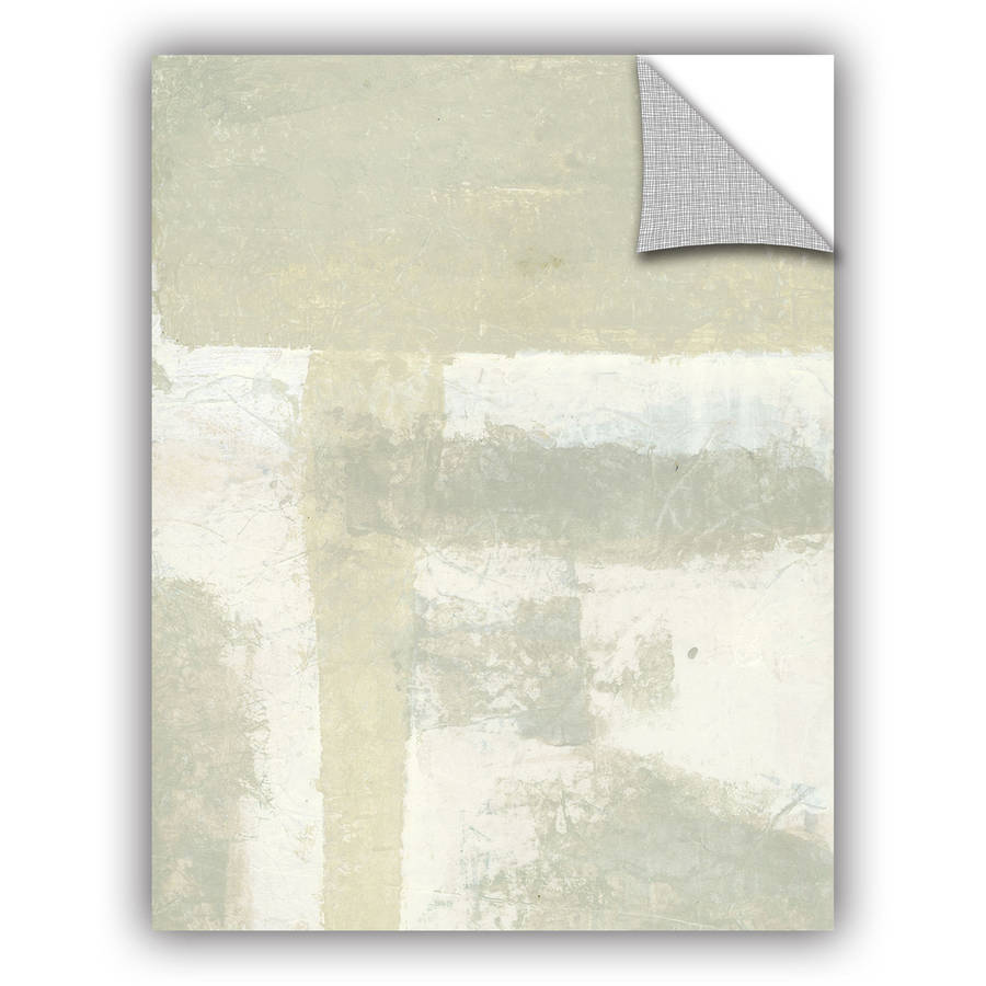 "ArtAppealz Elena Ray ""Neutral Abstract"" Removable Wall Art"