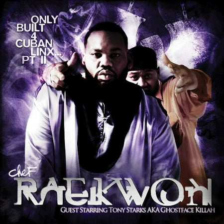 Only Built 4 Cuban Linx, Vol. 2 (CD)