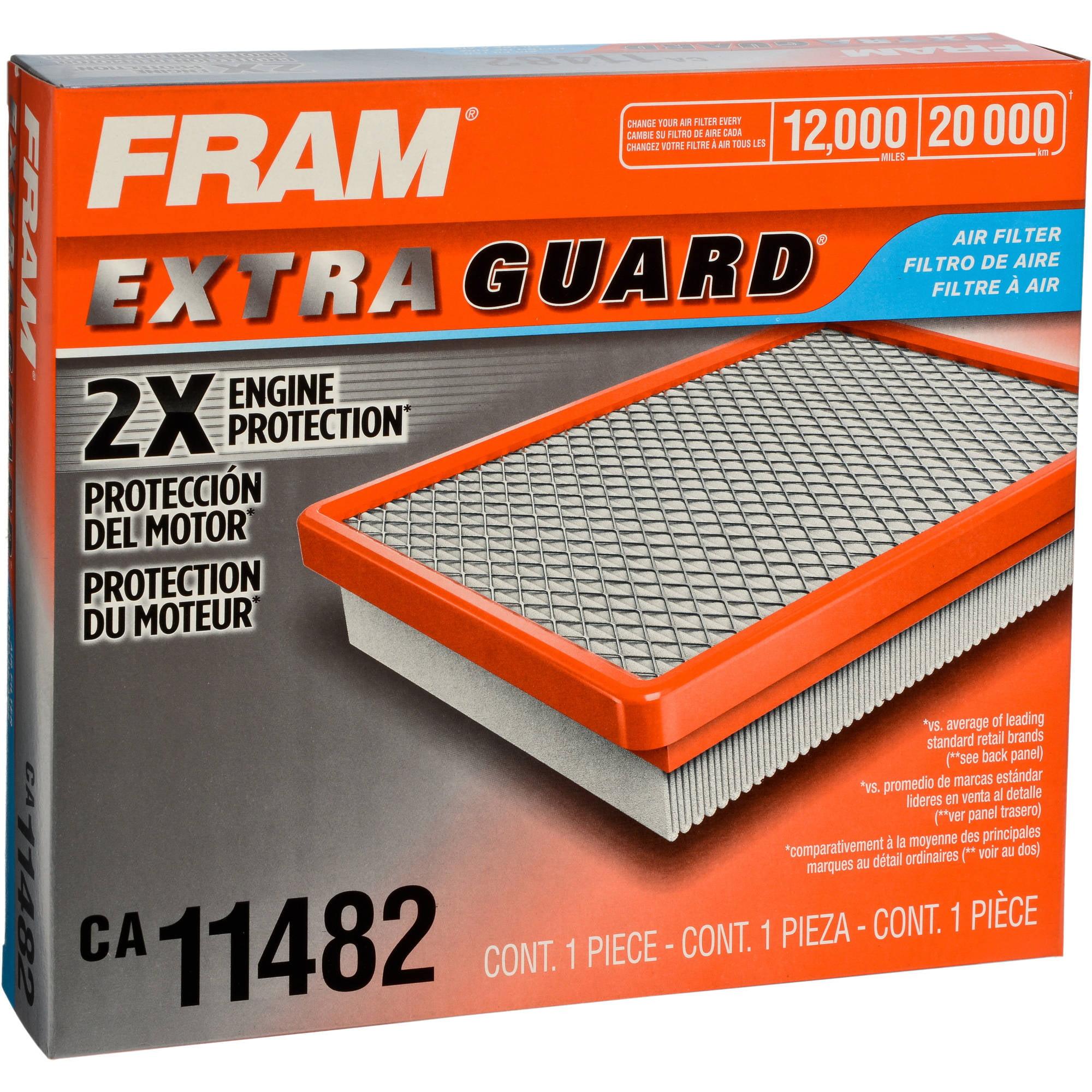 FRAM Extra Guard Air Filter, CA11482