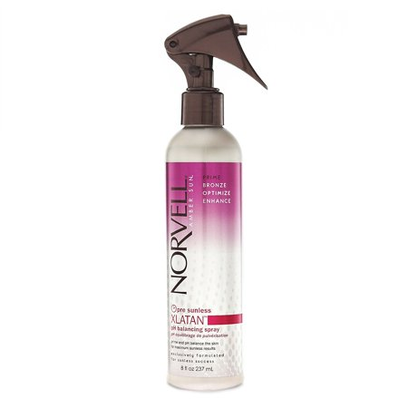 Norvell Pre Sunless Tanning XLATAN pH Balancing Spray, 8
