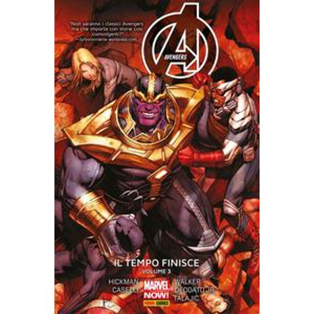 Avengers. Il tempo finisce 3 (Marvel Collection) - - Kev Walker