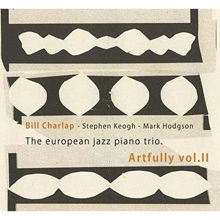 European Jazz Piano Trio: Artfully Vol 2 ()