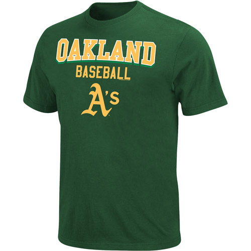 MLB Men's Oakland Athletics Team Tee