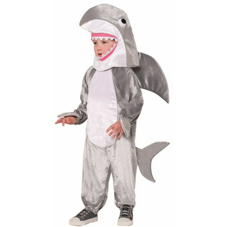 Diy Shark Costume (Halloween Child Shark Costume)