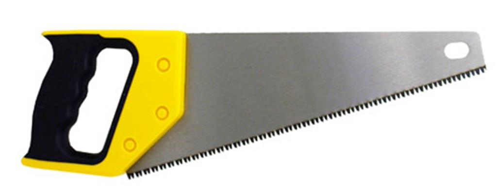 """Cal Hawk Tools 12"""" Full Polish Hardened Hand Saw"" by Cal Hawk Tools"