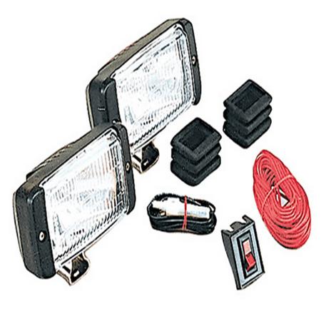 Optronics 55 Watt 2 Quartz Docking Light Kit