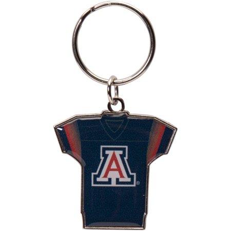 Arizona Wildcats Reversible Home/Away Jersey Keychain - No Size (Arizona Wildcats Rubber)