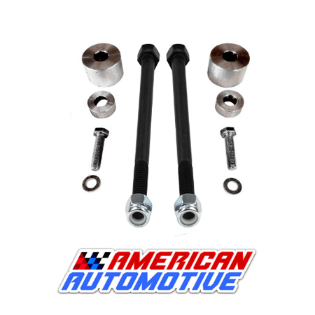 American Automotive 2003-2017 4Runner 4WD Differential Drop Kit For 2-4