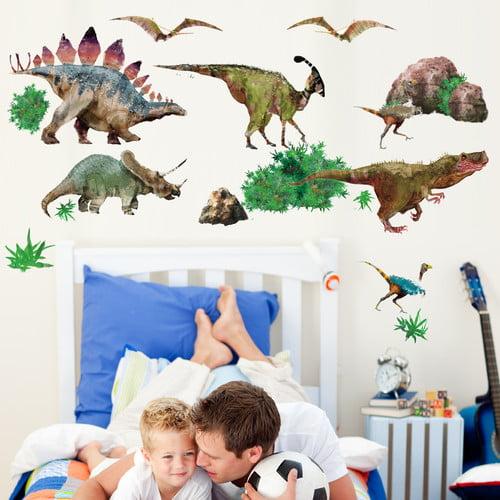 Wallhogs Dinosaur Cutout Wall Decal