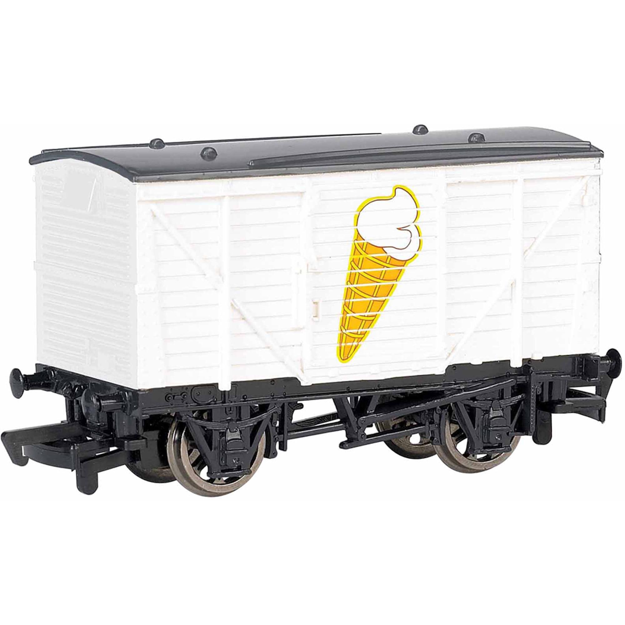 Bachmann Trains Thomas and Friends Ice Cream Wagon, HO Scale Train by Bachmann Trains
