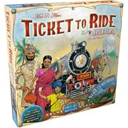 Days of Wonder Ticket to Ride Expansion: India Map Collection Two