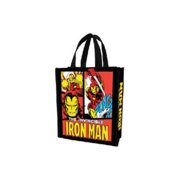 Marvel Iron Man Tote Small (Vandor, Llc)