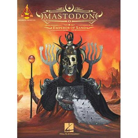Mastodon - Emperor of Sand : Accurate Tab Edition](Mastodon Halloween Tab)