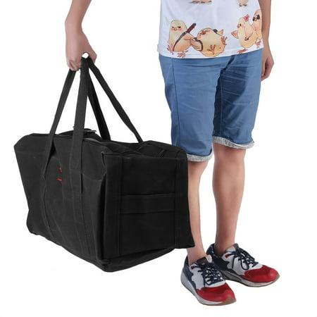 3754b5d506 Large Capacity Casual Men S Military Canvas Gym Duffle Shoulder Bag Zipper  Luggage Handbag For Travel Business Sports - Walmart.com