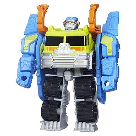 Playskool Heroes Transformers Rescue Bots Salvage the Construction