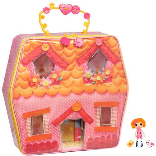 Mini Lalaloopsy Carry-Along Playhouse