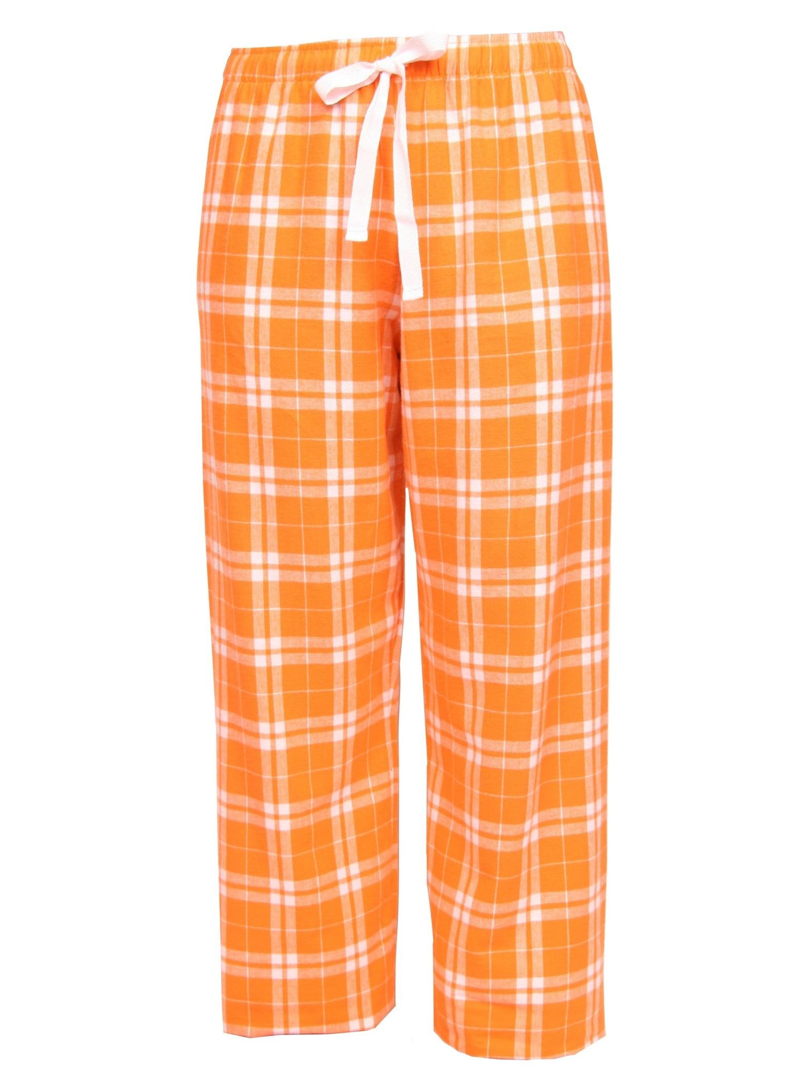 Hometown Clothing BUNDLE Boys Flannel Pant /& 10/% OFF coupon, Orange//Black-M