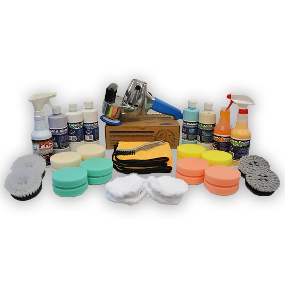 Cyclo Polisher Executive Kit Value Package