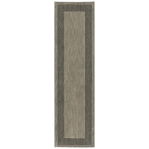 Karastan Pacifica Collier Gray Area Rug by