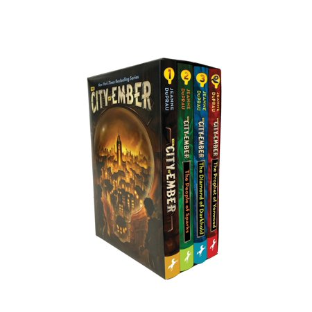 The City of Ember Complete Boxed Set - City Of Fayetteville Jobs