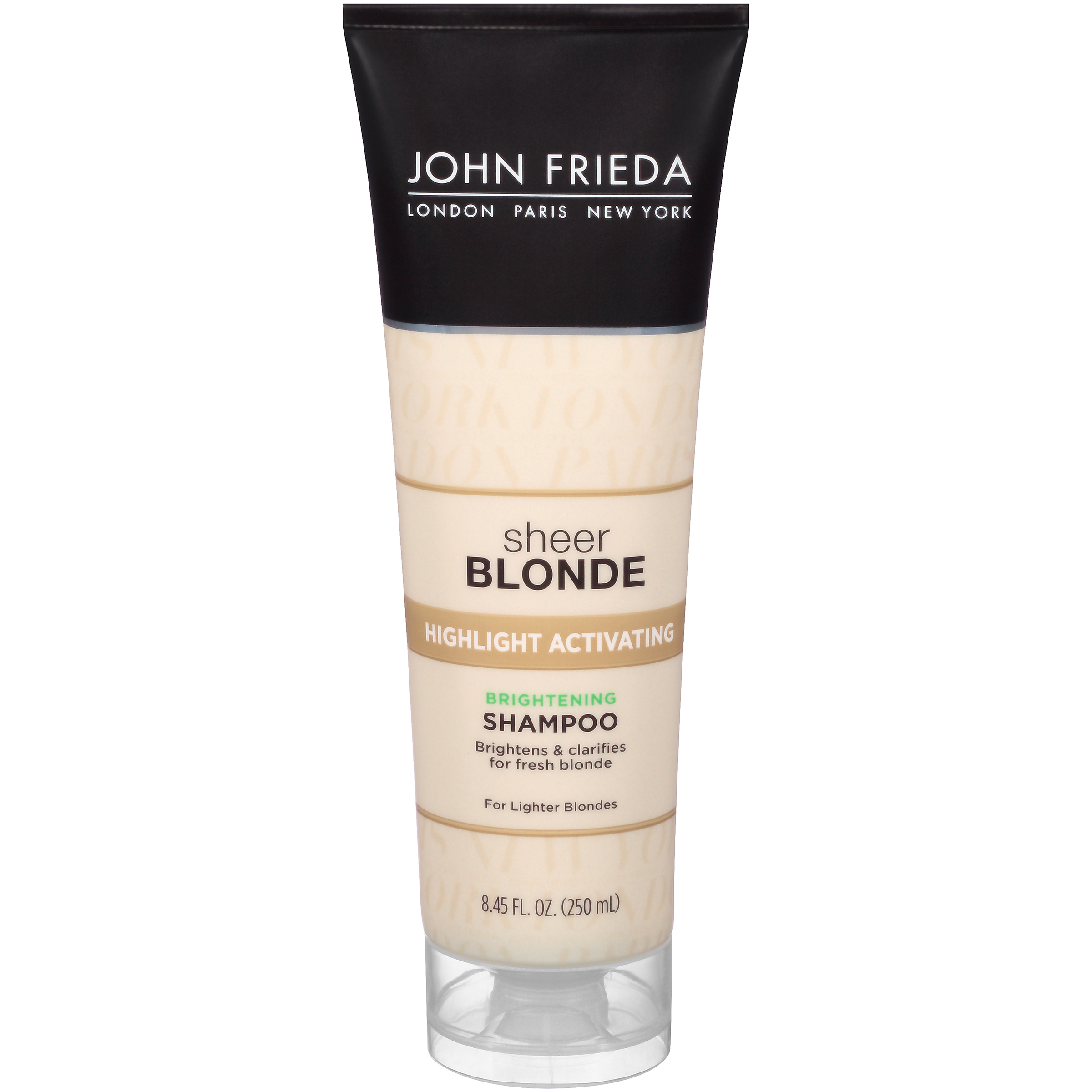 John Frieda Sheer Blonde Brightening Shampoo, 8.45 Oz