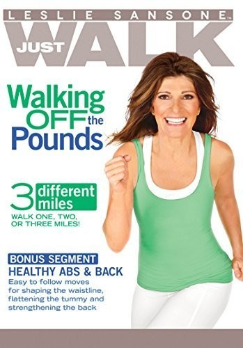Leslie Sansone: Walking Off the Pounds (DVD) by LIONS GATE