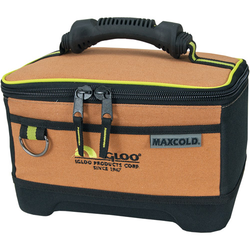 Igloo 9-Can MaxCold Workman's Meal To Go Lunch Box, Tan